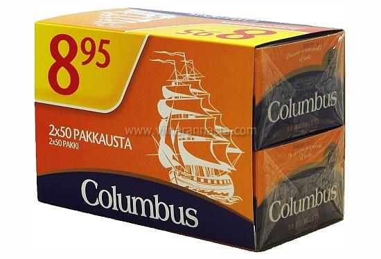 Columbus 2x50tk Sigaretipaber