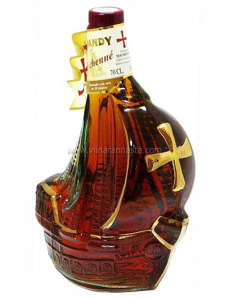 Teichenne Ship Brandy 38% 70cl