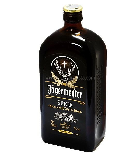 how to drink jagermeister spice