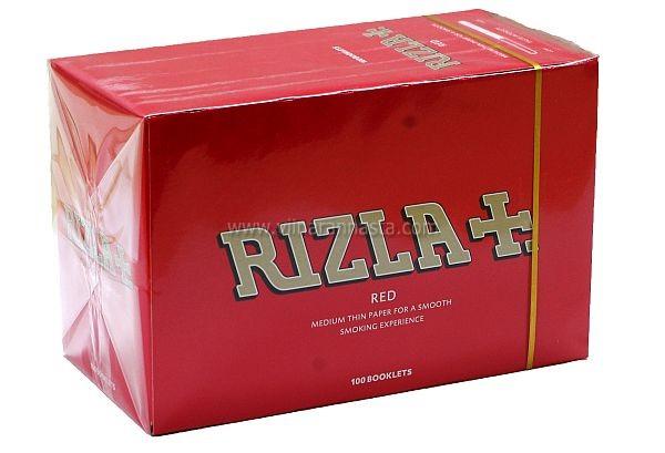 Rizla Red Sigaretipaber 100 tk
