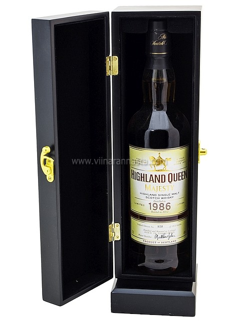 Highland Queen Majesty Single Malt 40% 70cl