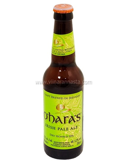 OHaras Irish Pale Ale 5,2% 33cl