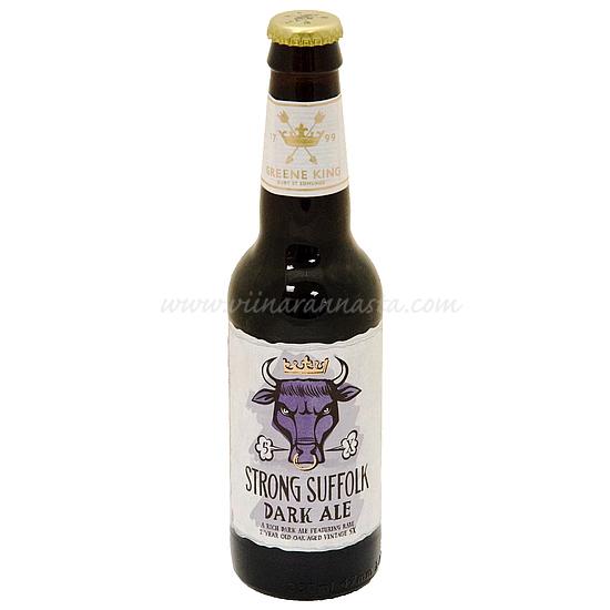 Greene King Strong Suffolk Dark Ale 6% 33cl