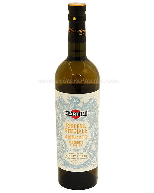 Martini Riserva Speciale Ambrato Vermouth Di Torino 18% 75cl