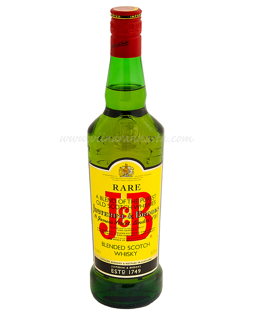 J&B Scotch Whisky 40% 70cl