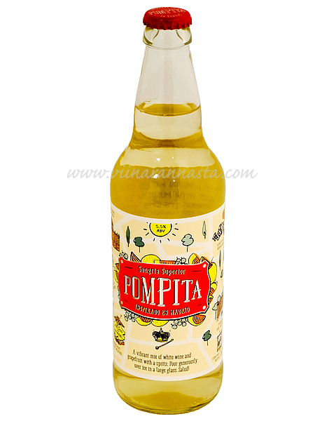 Pompita Sangria Madrid 5,5% 50cl