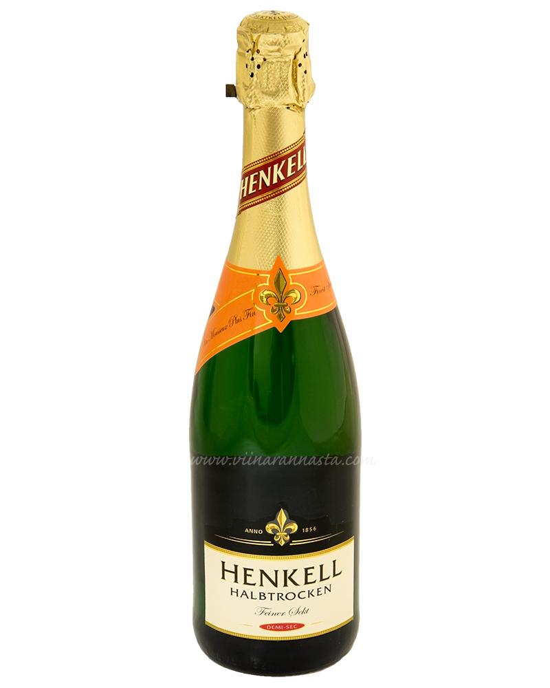 Henkell Halbtrocken Demi-Sec 11,5% 75cl