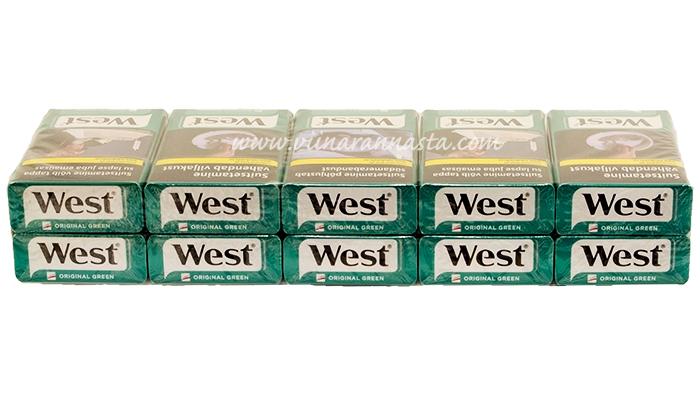 West Green Carton