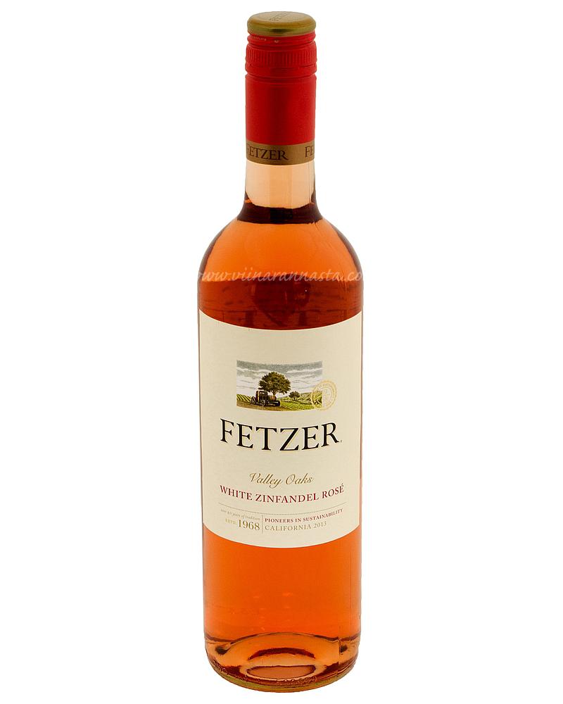 Fetzer White Zinfandel Rose 10% 75cl