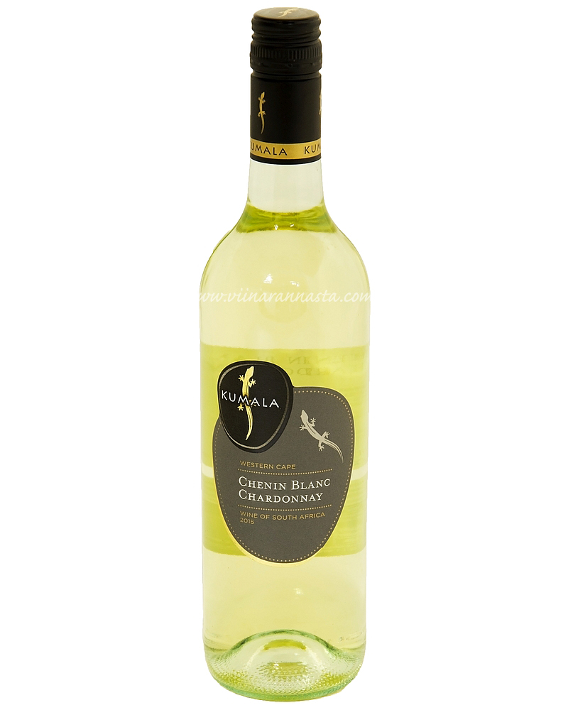 Kumala Chenin Blanc Chardonnay 12,5% 75cl