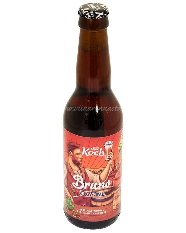 Koch Bruno Brown Ale 6% 33cl