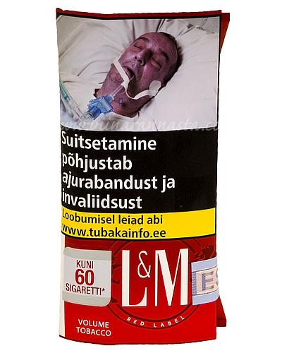 L&M Red Suitsetamistubakas 30g