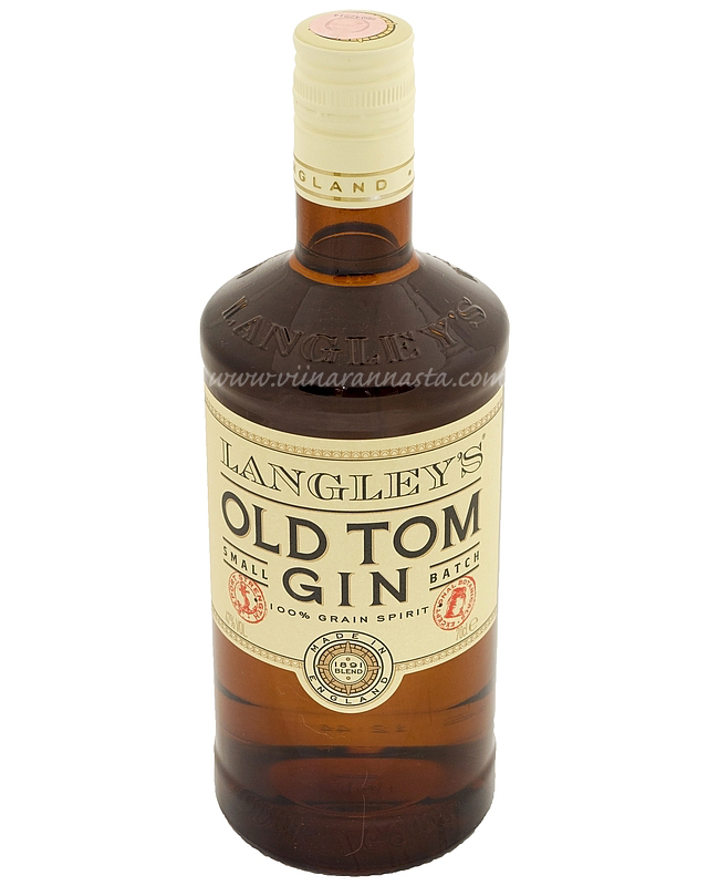 Langleys Old Tom Gin 47% 70cl