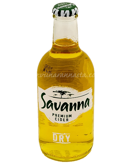 Savanna Dry Premium 5% 33cl