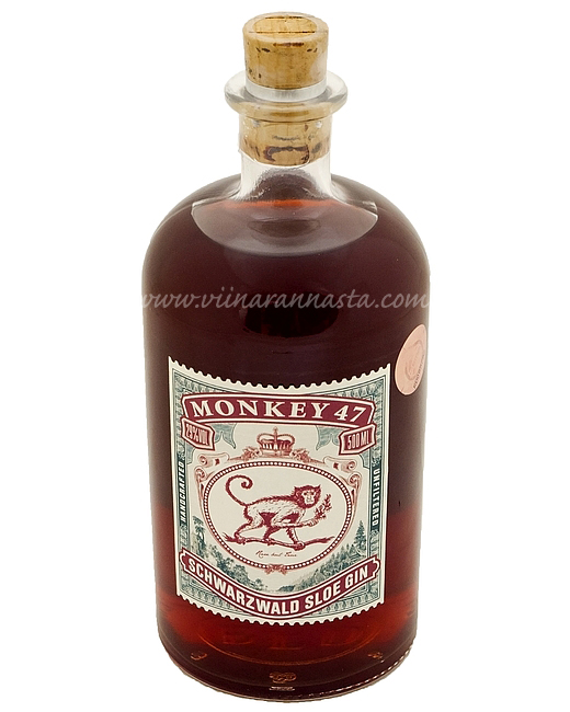 Monkey 47 Schwarzwald Sloe Gin 29% 50cl