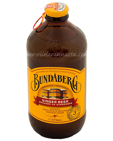 Bundaberg Ginger Beer 37,5cl Alkoholfrei