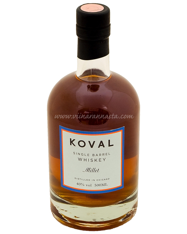 Koval Millet Whiskey 40% 50cl