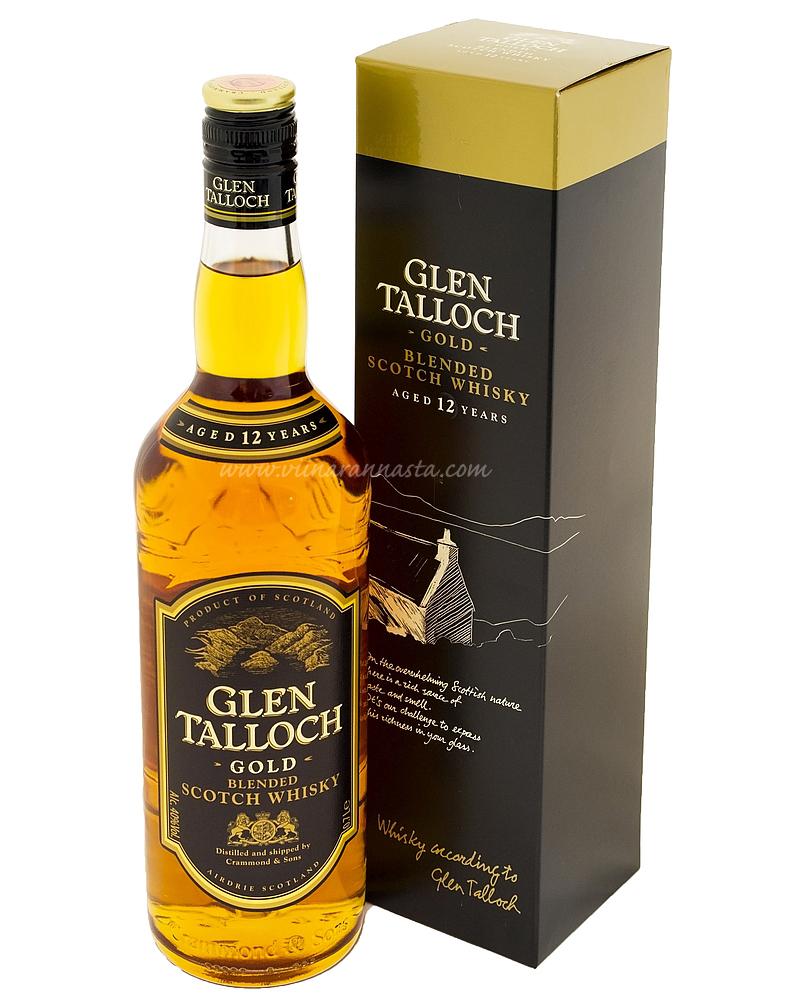 Glen Talloch Gold 12YO 40% 70cl