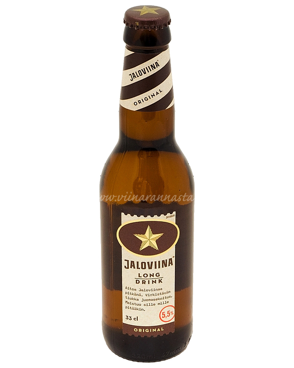 Jaloviina Long Drink 5,5% 33cl