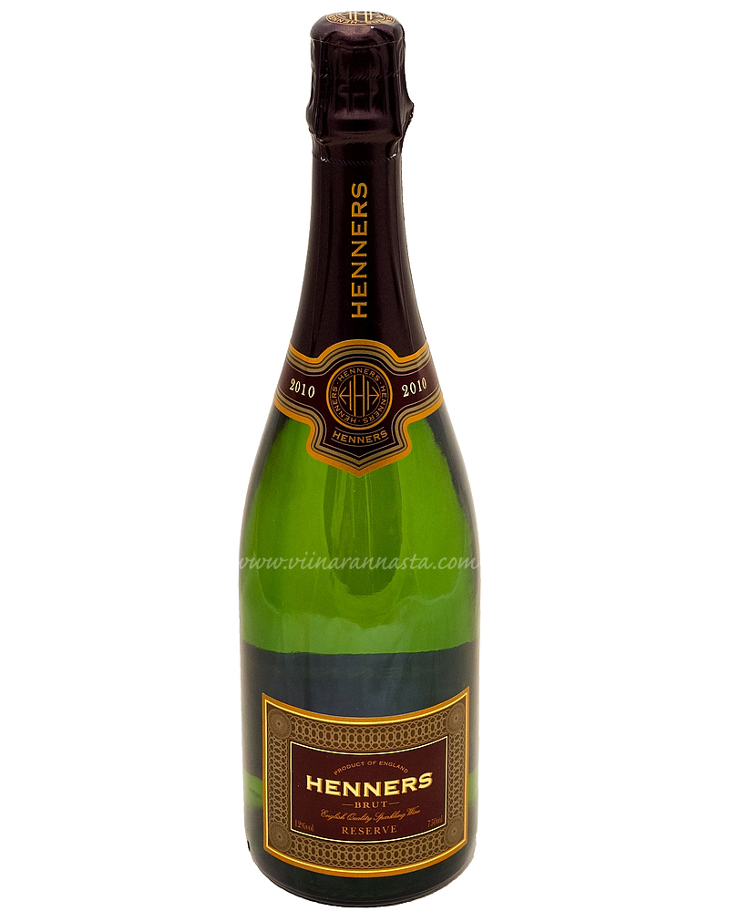 Henners Brut Reserve 12% 75cl