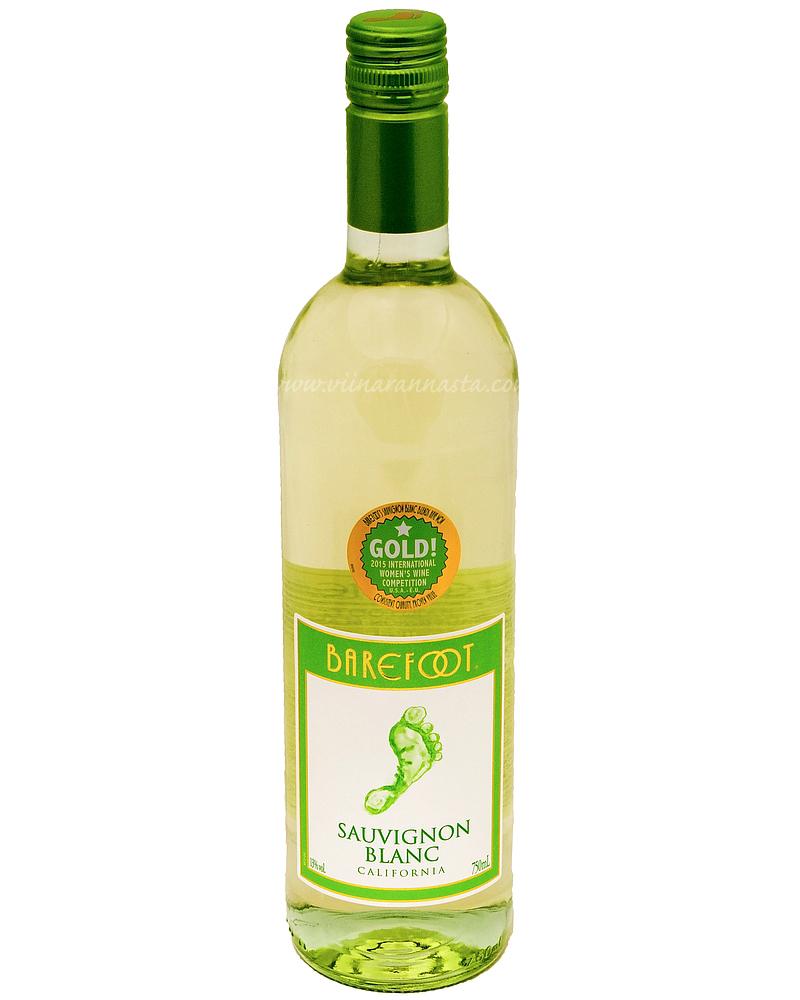 Barefoot Sauvignon Blanc 13% 75cl