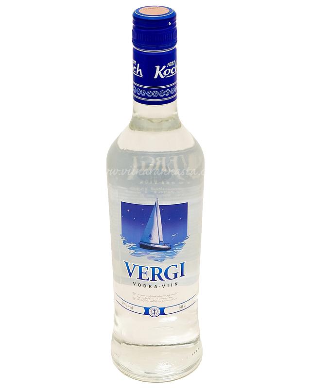 Vergi Vodka 40% 50cl KLAAS