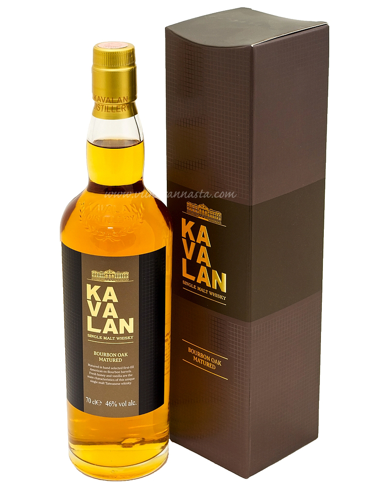 Kavalan Bourbon Oak 46% 70cl