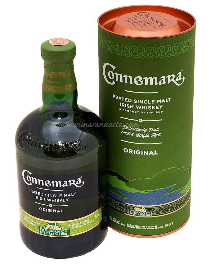 Connemara Peated Single Malt 40% 70cl