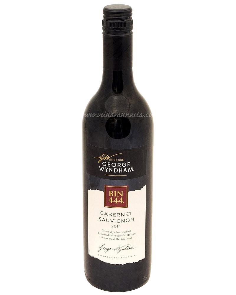 Wyndham BIN 444 Cabernet Sauvignon 14,3% 75cl