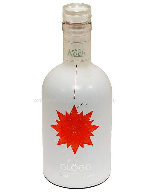 Koch Käsitöö Glögi 15% 35cl