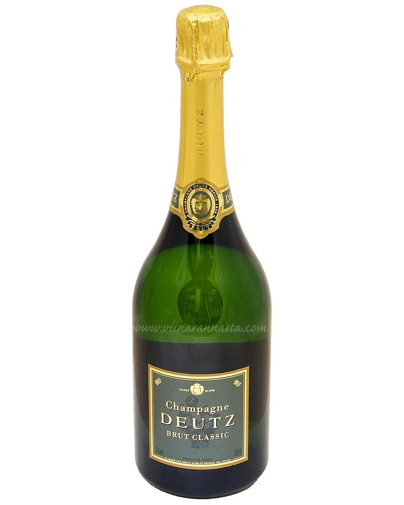 Deutz Brut Classic Champagne 12% 75cl