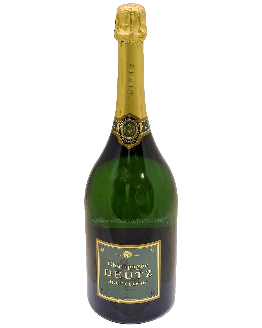 Deutz Brut Classic Champagne Magnum 12% 150cl