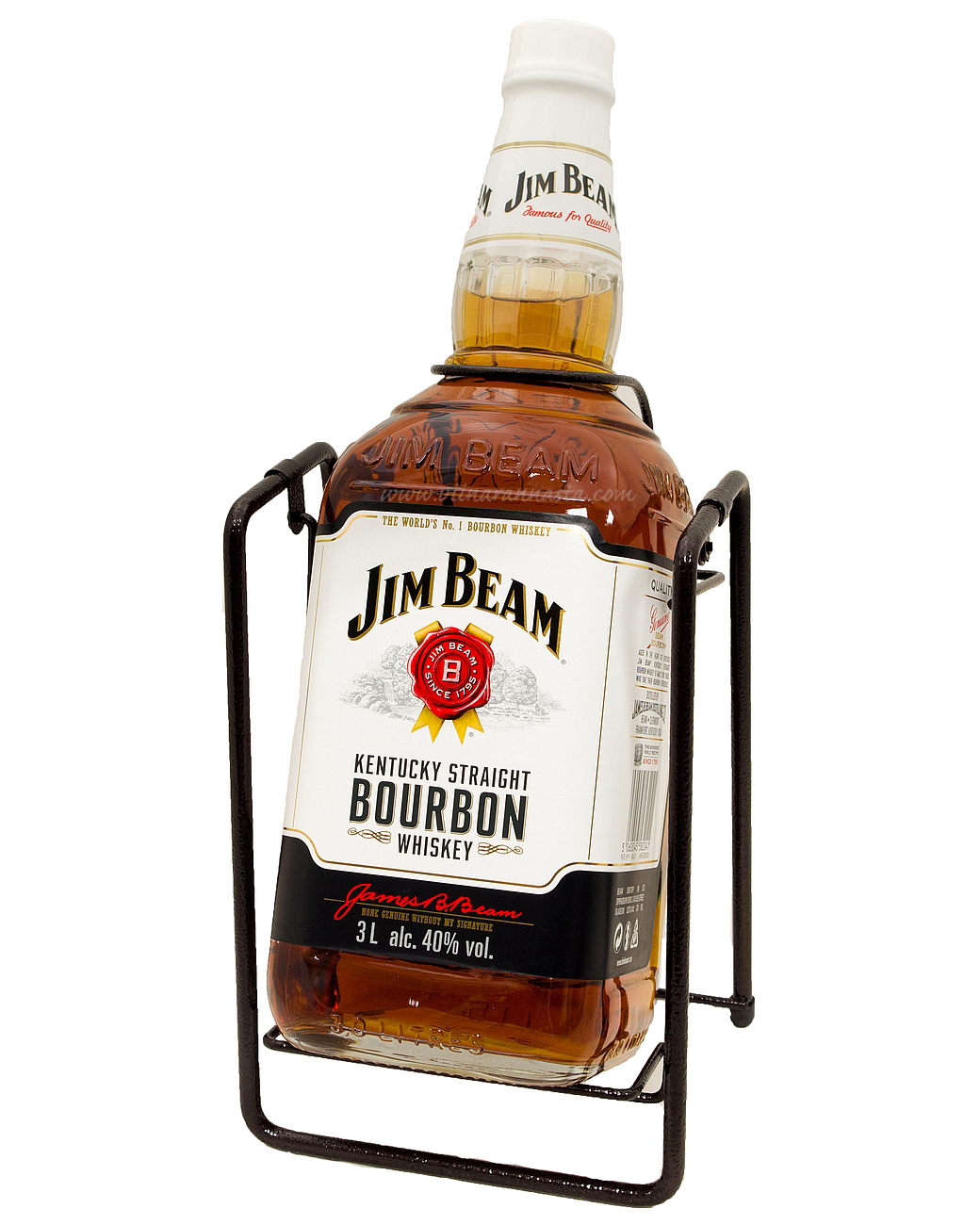 Jim Beam White Label 40% 300cl