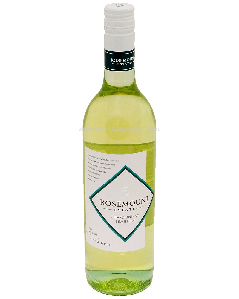 Rosemount Estate Chardonnay Semillion 12,5% 75cl