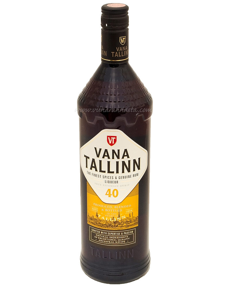 Vana Tallinn 40% 100cl KLAAS