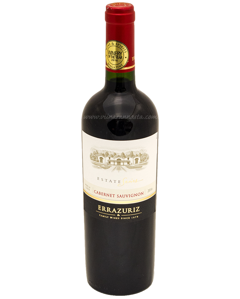 Errazuriz Estate Series Cabernet Sauvignon 13,5% 75cl