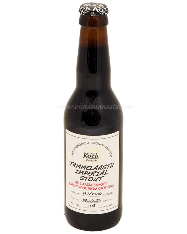 Koch Tammelaastu Imperial Stout 10% 33cl