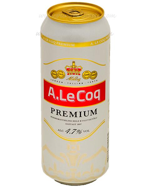 A.Le Coq Premium 4,7% 50cl PURK