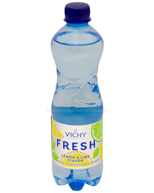 Vichy Fresh Lemon Lime 50cl PET