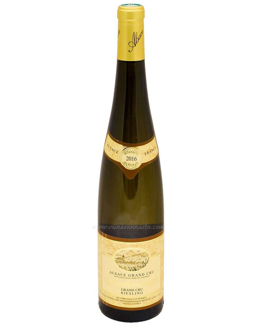 Praelatenberg Grand Cru Riesling Alsace 12,5% 75cl
