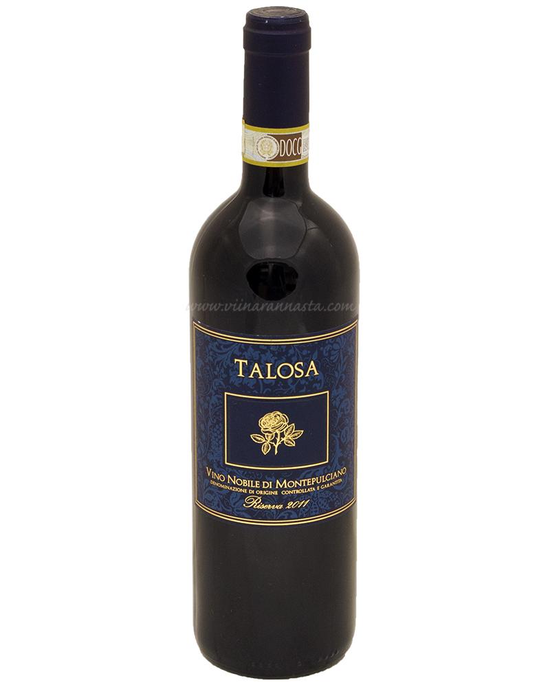 Talosa Vino Nobile Di Montepulciano Riserva DOCG 14,5% 75cl