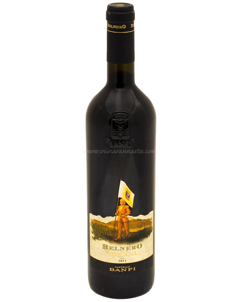 Banfi Belnero Toscana 13,5% 75cl