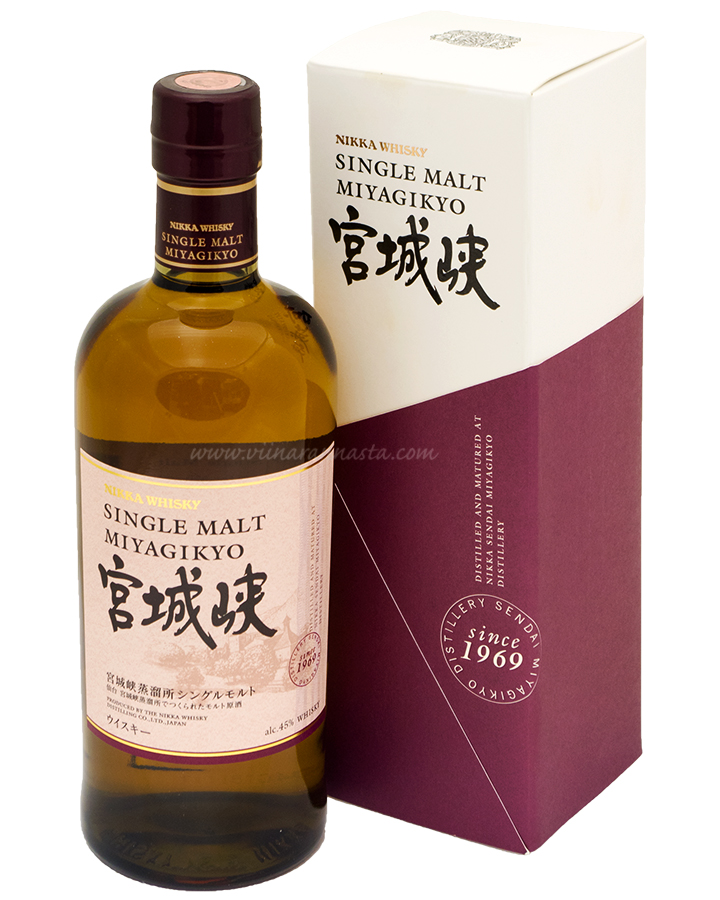 Nikka Single Malt Miyagikyo 45% 70cl