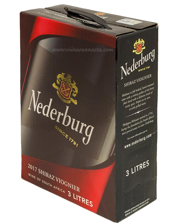Nederburg Shiraz Viognier 13,5% 300cl BIB