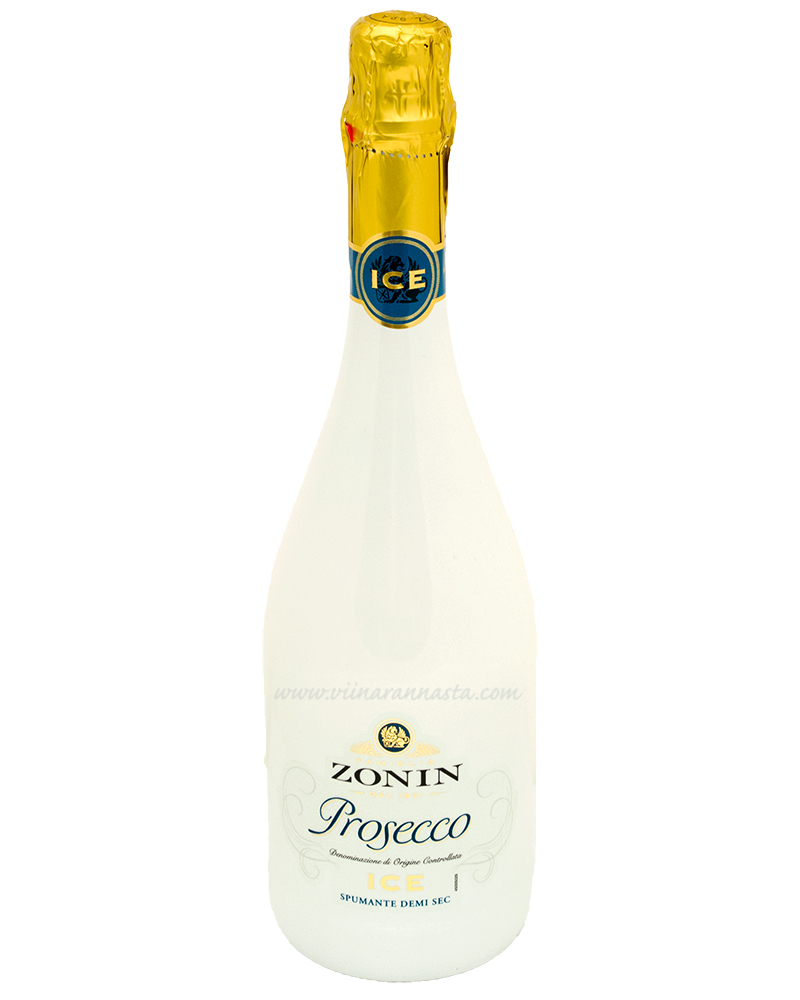 Zonin Prosecco ICE Demi Sec 11% 75cl