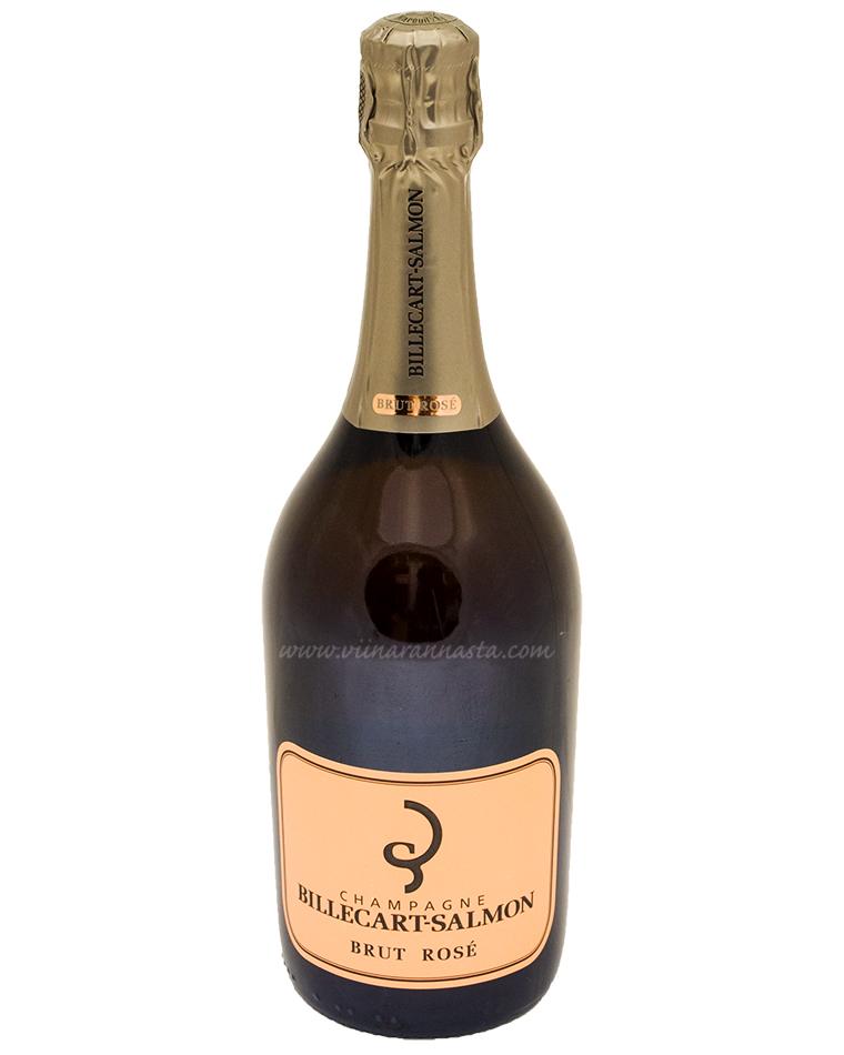 Billecart-Salmon Brut Rose Champagne 12% 75cl