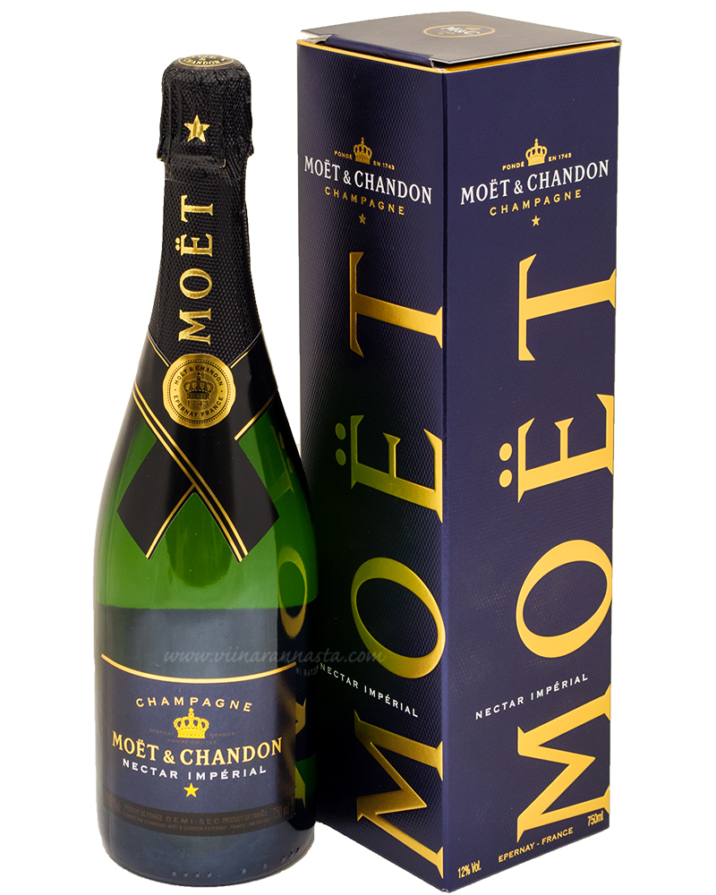 Moet & Chandon Nectar Imperial Champagne 12% 75cl