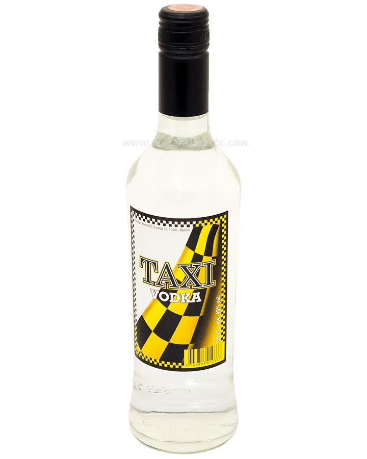 Taxi Vodka 40% 50cl