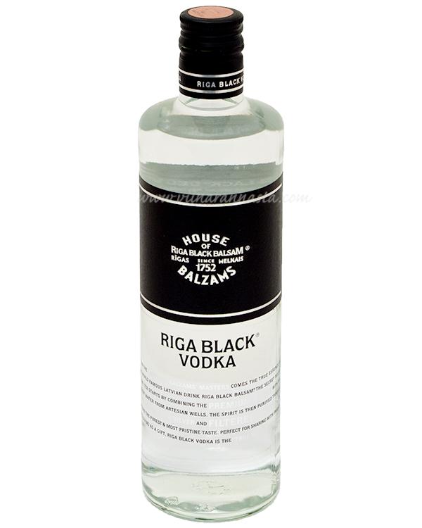 Riga Black Vodka 40% 50cl