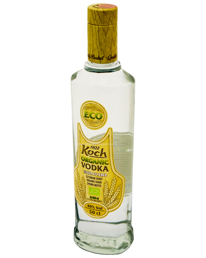 Koch Organic Vodka 40% 50cl